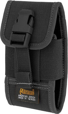Maxpedition MXPT1022B Vertical Smart Phone Holster Padded Felt Lined Case