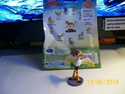 THE LION GUARD ONO mini blind bag figure 2016 Disney Jr. Series 3 WITH Bag OPEN