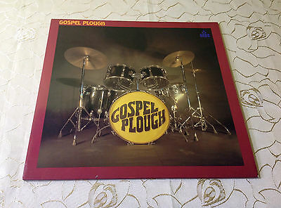 "Gospel Plough (Lp) ""same"" [1979 Blue Rose 20109 ""christliche Musik""/+Ois] M-"