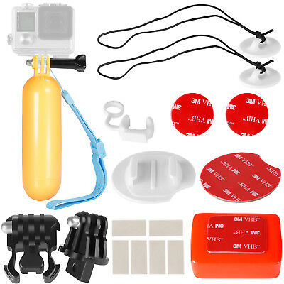 Neewer Action Camera Surfing Mount Accessory Kit for Gopro Hero 6 5 4 3 2 1
