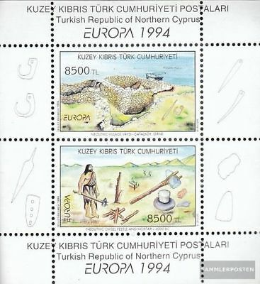 Turkish-Cyprus block13 (complete issue) unmounted mint / never hinged 1994 Inven