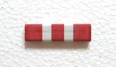US Unofficial Navy African Slave Trade Patrol Campaign Medal service ribbon