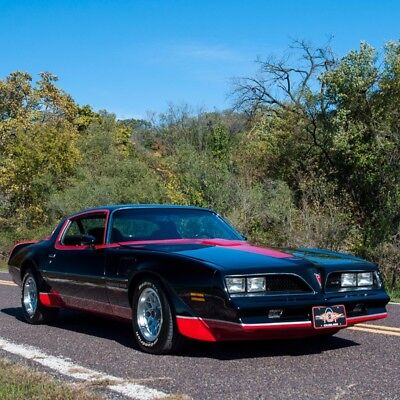 1978 Pontiac Trans Am Macho Trans Am 1978 Pontiac Macho Trans Am, #104, Starlight Black, AC, Stunning Car