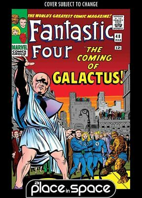 True Believers: Fantastic Four - The Coming Of Galactus #1 (Wk27)