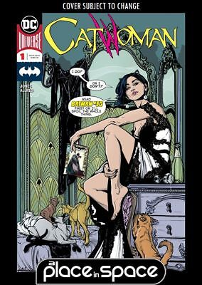 Catwoman, Vol. 5 #1A (Wk27)