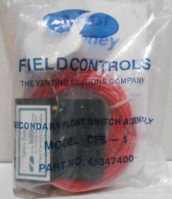 Field Controls 46347400 Float Switch In-Pan 72""