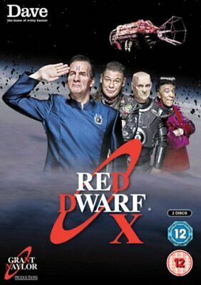 Red Dwarf X (Series 10) - Sealed NEW DVD - Craig Charles
