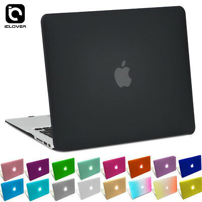 Laptop Matte Shell Cover Case For Apple MacBook Air 13.3'' A1369/A1466 2012-2017