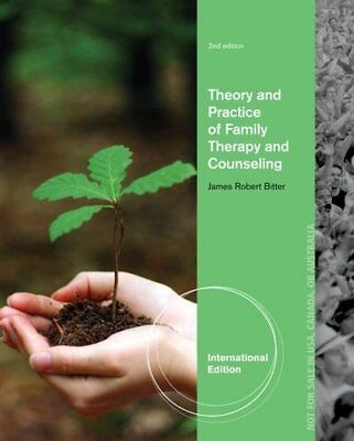 Theory and Practice of Family Therapy and Couns, Bitter,.