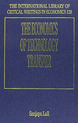 The Economics of Technology Transfer (The Inter, Lall-.
