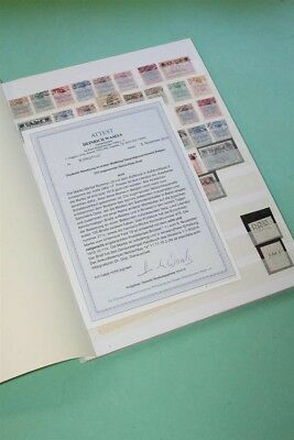 GERMANY Occupations 1914-21 Used w/ Certificates +Rarities INVESTMENT High Level