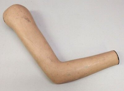 Vintage Heavy Plaster Right Arm Part for Female MANNEQUIN