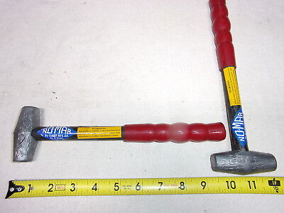 Clamp Mfg. Co. Npn 10 Lead Hammer With Comfort Grip - New - Group Of 2