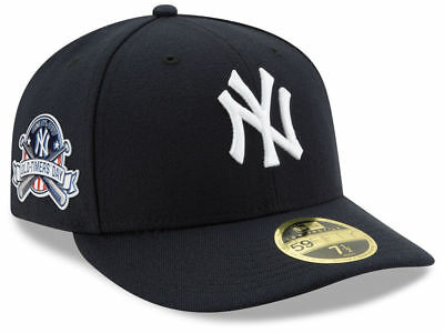 255688cb9fead NEW YORK YANKEES Old Timers Day Low Profile New Era 59Fifty Sz 7-1/2  Hat/Cap Nwt