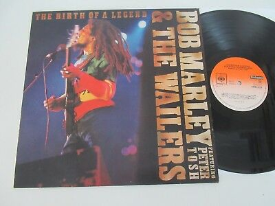 Bob Marley&wailers Featuring Peter Tosh/birth Of A Legend  Lp Embassy Emb 31815
