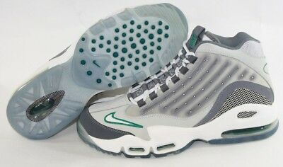 a914c5bf9ab6 NEW Mens NIKE Air Griffey Max 2 442171 004 Sz 9 Salesman Sample Sneakers  Shoes