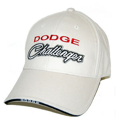 Dodge Classic Challenger R/T Ivory Hat Cap SHIPPED IN A BOX FREE 2009 - 2018