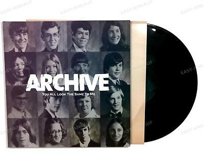 Archive - You All Look The Same To Me Europe 2LP 2002 FOC + Innerbag /3
