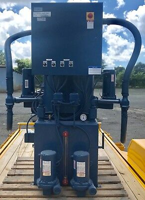 Skidmore PDVC Condensation Return & PDBF Feed Vacuum Pump System For Boilers