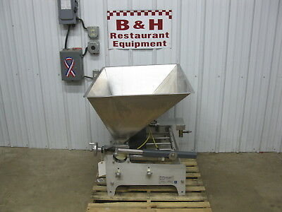 Hinds Bock 4P-08NT Counter Top 4 Piston Depositor