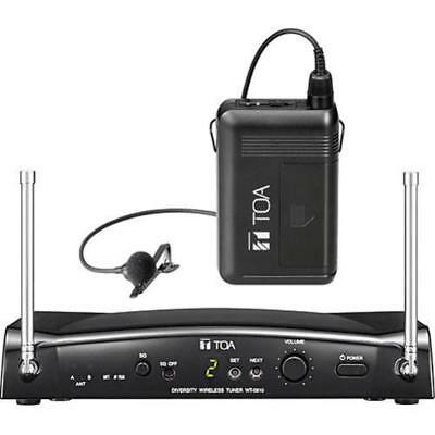 TOA Electronics WT5810LS - 16 Channel Space Diversity Wireless Microphone System