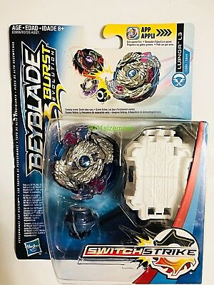 Beyblade Burst Evolution SWITCHSTRIKE Nightmare Luinor L3 Hasbro NEW IN STOCK US