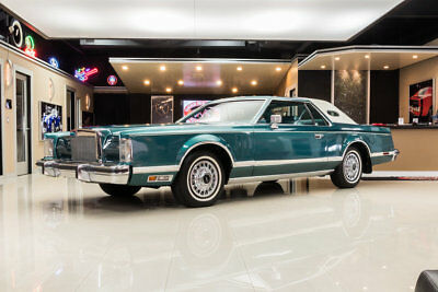 Lincoln Continental Mark V Mark V! 37k Original Miles, Lincoln 400ci V8, C6 Auto, PS, PB, A/C, All Original