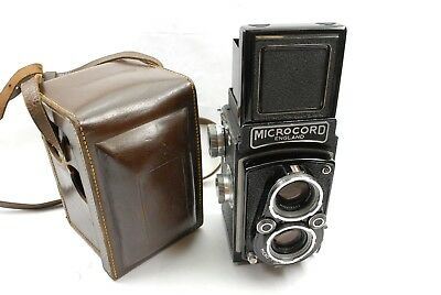 MPP Microcord Mk2 in VGC nice lenses, film tested, small winding fault no resve
