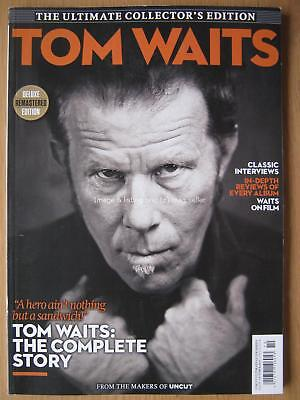 Tom Waits Ultimate Collector's Edition by Uncut magazine Interviews Reviews Film