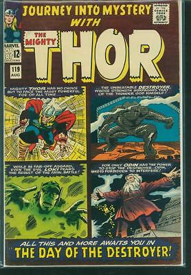 Journey Into Mystery #119 VG/FN