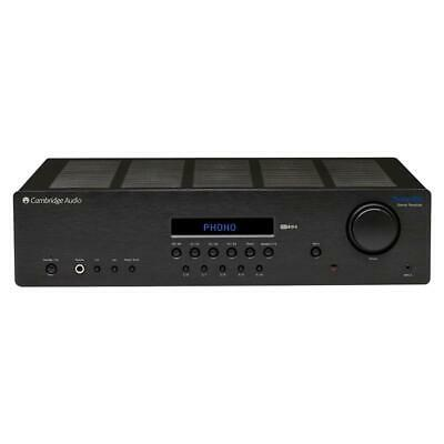 CAMBRIDGE AUDIO Topaz SR20 digitaler Stereo-Receiver stereoreceiver 100W schwarz