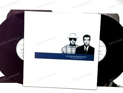 Pet Shop Boys-Discography (The Complete Singles Collection) Europe 2LP 1991 /3