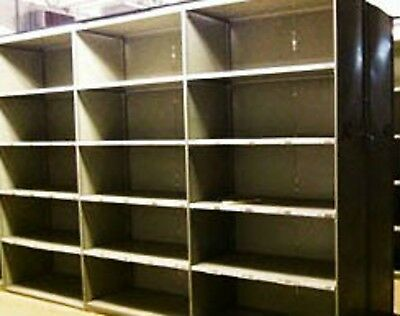 Industrial Metal Shelving 8.17 feet tall