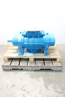 New Tuthill 5518-A3R2CV2-A Rotary Positive Displacement Blower 8in
