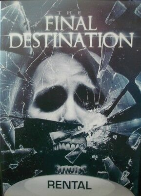 The Final Destination (DVD, 2010, Rental Exclusive) NEW