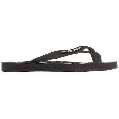 7af917df3 EMPORIO ARMANI EA7 Men s Rubber Flip Flops Sandals New Sea World Camoufl  99B -  74.00