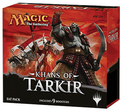 Magic The Gathering - Khans of Tarkir - Fat Pack