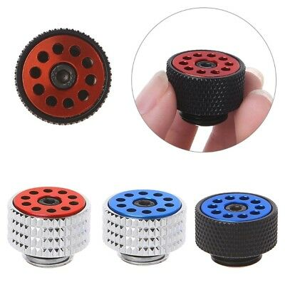 Automatic+Manual Exhaust Valve G1/4'' Air Evacuation Valve for PC Water Cooling