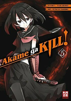 Akame ga KILL!  Band 5 Kaze Manga