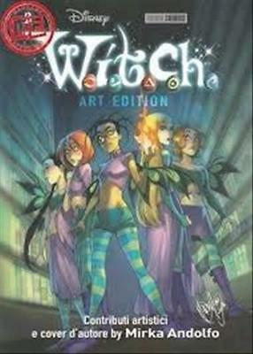 Mirka Andolfo WITCH - ART EDITION n. 2 Disney