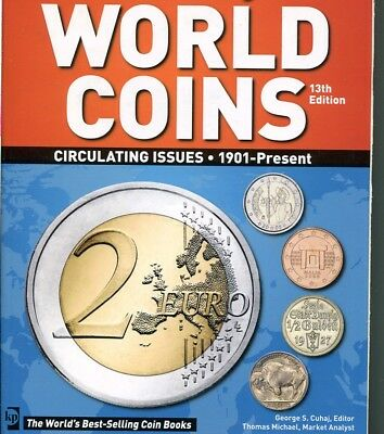Collecting World Coins Krause 1901 Present Price Guide 13Th Edition 2011