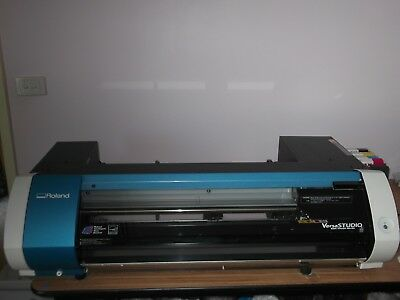 Roland BN20 Printer/cutter and Software - Pickup in Melbourne Only
