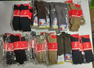 Wholesale Bulk Resale Lot Mens Women's Diabetic Socks 120 Pair 10 Dozen