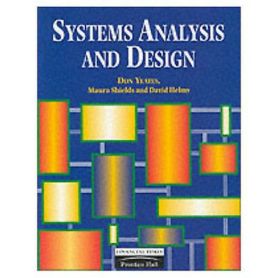 Systems analysis and design by James Cadle (Paperback / softback) Amazing Value