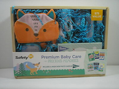 NEW Safety 1st Premium Baby Care Bathing & Grooming Baby Shower Gift Set IH385