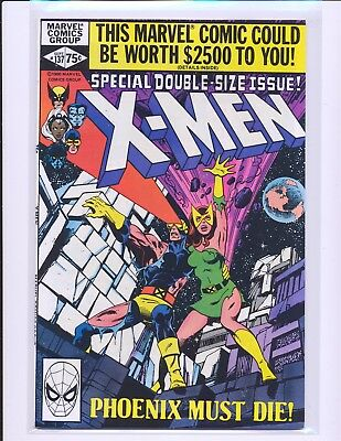 X-Men # 137 - Death of Phoenix VF/NM Cond.
