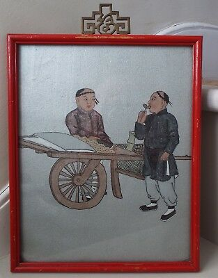 Antique/Vintage Chinese Painting