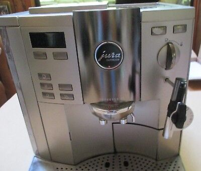 Jura Impressa S9 Automatic Coffee Espresso Center With Frother~Works~Leaks