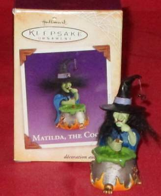 2003 Hallmark Matilda, The Cook