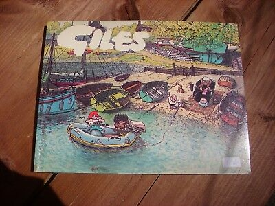 VINTAGE CARL GILES CARTOONS ANNUAL 29th SERIES c.1975 DAILY EXPRESS HUMOUR
